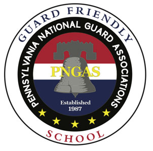 National Guard Friendly School designation