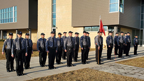 Municipal Police Academy - Montgomery County Community College