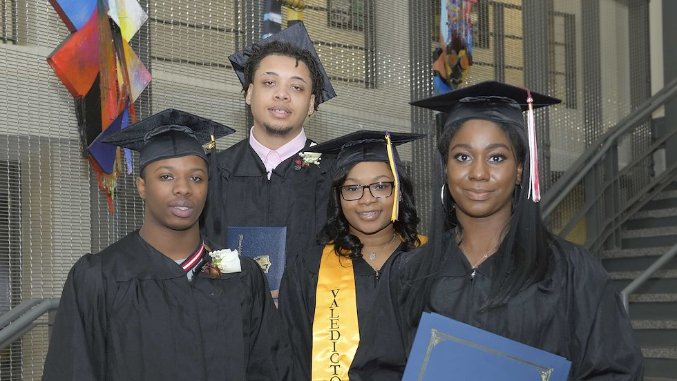 Gateway to College graduates are ready for their next steps