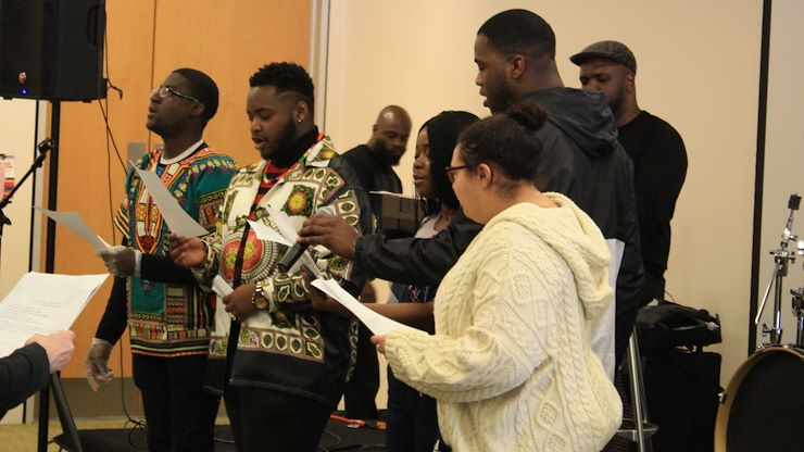 African-American Student League hosts 25th Annual Pan