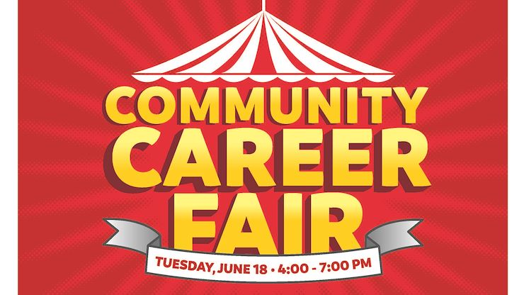 The community is invited to MCCC's free, family-friendly Community Career Fair at West Campus in Pottstown.