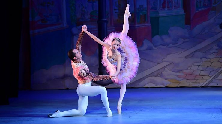 "The Philadelphia Dance Theater returns to MCCC with their presentation of ""Holiday Traditions: The Nutcracker"" featuring a sensory-friendly performance on Dec. 7 at 11 a.m."