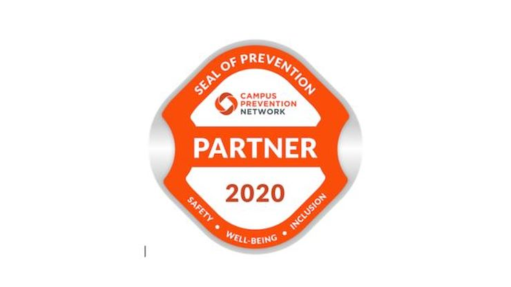 Montgomery County Community College earned Campus Prevention Network's Seal of Prevention award for its work to ensure the well-being, safety and inclusion of its students.