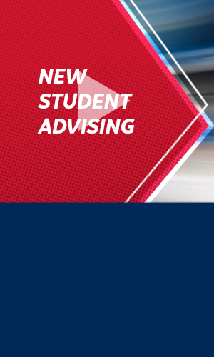 How-to video: New Student Advising