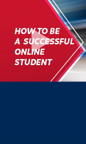 How-to video: Be a successful online student